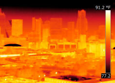Dallas Infrared Heat Scan
